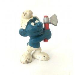 Smurfs - Woodcutter Smurf