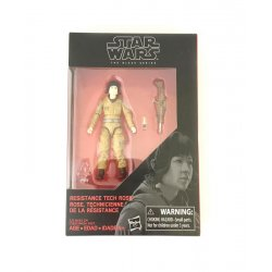 "Star Wars Black Series Resistance Tech Rose 3.75"" Walmart Exclusive"