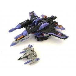 Transformers: Armada Max-Cons - Skywarp with Thunderclash