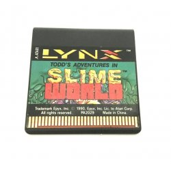 Atari Lynx - Todd's Adventures in Slime World