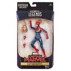 Marvel Legends Series Action Figures 15 cm Captain Marvel - Captain Marvel (Captain Marvel Movie)