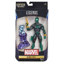 Marvel Legends Series Action Figures 15 cm Captain Marvel - Genis-Vell (Comics)