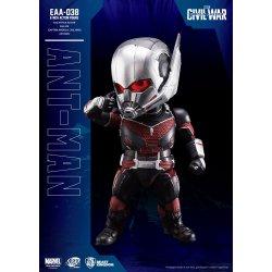 Captain America Civil War Egg Attack Action Figure Ant-Man 16 cm