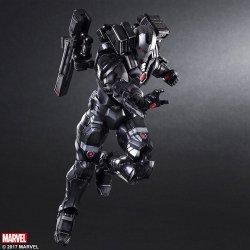 Marvel Comics Variant Play Arts Kai Action Figure War Machine by Hitoshi Kondo 27 cm