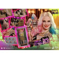 Suicide Squad Movie Masterpiece Action Figure 1/6 Harley Quinn Dancer Dress Version 29 cm