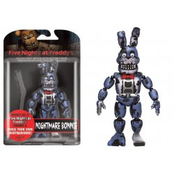 Five Nights at Freddy's Action Figure Nightmare Bonnie 13 cm