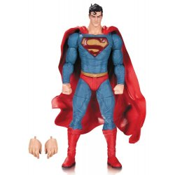 DC Comics Designer Action Figure Superman by Lee Bermejo 17 cm