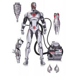 DC Comics Icons Deluxe Action Figure Cyborg 15 cm