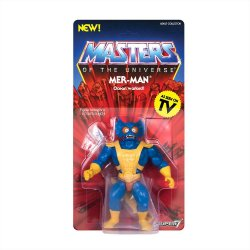 Masters of the Universe Vintage Collection Action Figure Wave 3 Mer-Man 14 cm