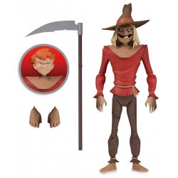 Batman The Animated Series Action Figure The Scarecrow 17 cm