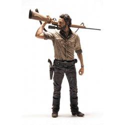 The Walking Dead Deluxe Action Figure Rick Grimes 25 cm