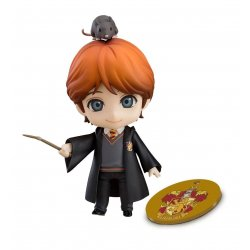 Harry Potter Nendoroid Action Figure Ron Weasley heo Exclusive 10 cm