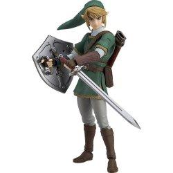 The Legend of Zelda Twilight Princess Figma Action Figure Link DX Ver. 14 cm