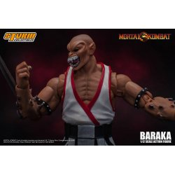 Mortal Kombat Action Figure 1/12 Baraka 18 cm