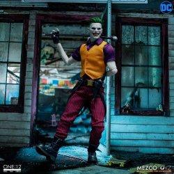 DC Comics Action Figure 1/12 The Joker Clown Prince of Crime Edition 17 cm