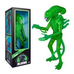 Aliens Super Size Action Figure Alien Warrior Classic Toy Edition (1986 Acid Green) 46 cm