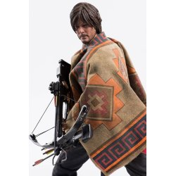 The Walking Dead Action Figure 1/6 Daryl Dixon 30 cm