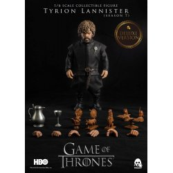Game of Thrones Action Figure 1/6 Tyrion Lannister Deluxe Version 22 cm