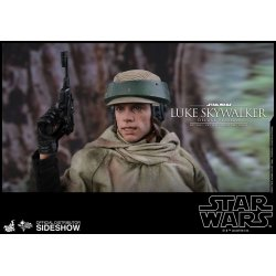 Star Wars Episode VI Movie Masterpiece Action Figure 1/6 Luke Skywalker Endor Deluxe Ver. 28 cm