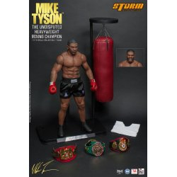 Mike Tyson Action Figure 1/6 Mike Tyson The Undisputed Heavyweight Champion 30 cm