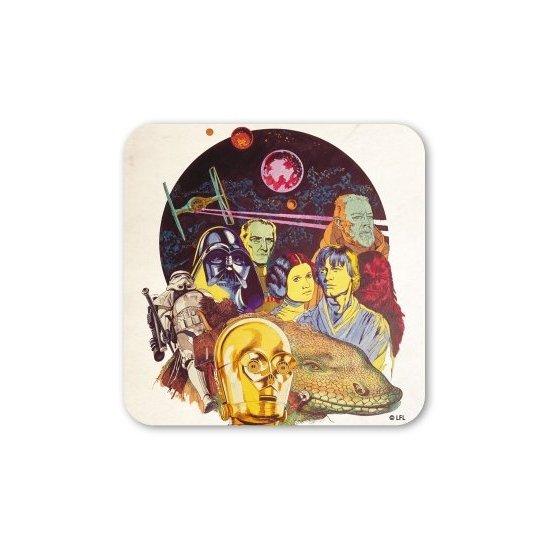 Star Wars - Drawing Coaster