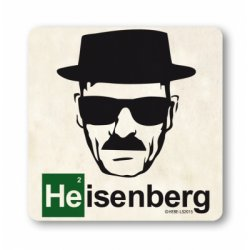 Breaking Bad - Heisenberg Coaster