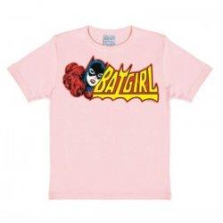 Batgirl – T-Shirt Kids – Pink