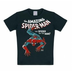 Spider-man – T-Shirt Kids – Black