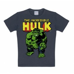Hulk – T-Shirt Kids – Gray