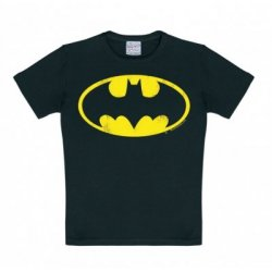 Batman – T-Shirt Kids – Black