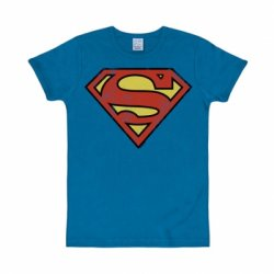 Superman – T-Shirt Kids – Blue