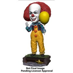 Stephen King's It 1990 Head Knocker Bobble-Head Pennywise 20 cm