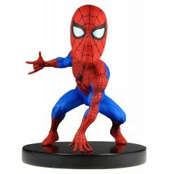 Marvel Classic Extreme Head Knocker Bobble-Head Spider-Man 13 cm