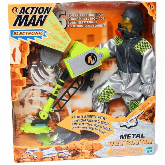 Action Man - Metal Detector