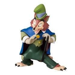 Pinocchio UDF Mini Figure J Washington Foulfellow 11 cm