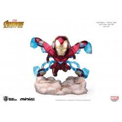Avengers Infinity War Mini Egg Attack Figure Iron Man MK 50 9 cm