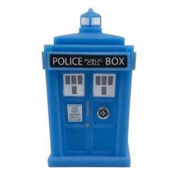 Doctor Who Titans Vinyl Figure Tardis GITD NYCC 2017 Exclusive 11 cm