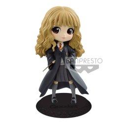 Harry Potter Q Posket Mini Figure Hermione Granger II B Light Color Version 14 cm
