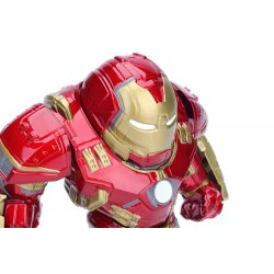 Avengers Age of Ultron Metals Die Cast Figures Hulkbuster & Iron Man 15 cm