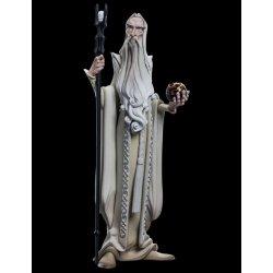 Lord of the Rings Mini Epics Vinyl Figure Saruman 17 cm