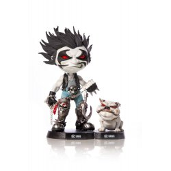 DC Comics Mini Co. PVC Figure Lobo & Dawg 16 cm