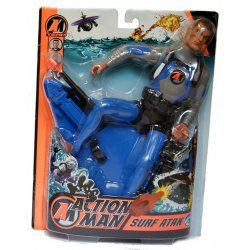 Action Man - Surf Atak