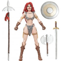 Red Sonja Bendable Figure She-Devil with a Sword 14 cm