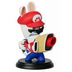 Mario + Rabbids Kingdom Battle PVC Figure Rabbid-Mario 16 cm