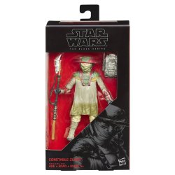 Star Wars: The Black Series - Constable Zuvio - action figures