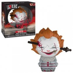 Stephen King's It 2017 Dorbz Vinyl Figure Pennywise with Wrought Iron 8 cm