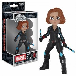 Avengers 2 Rock Candy Vinyl Figure Black Widow 13 cm