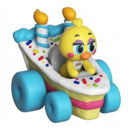 Five Nights at Freddy's Super Racers Diecast Figure Chica 5 cm