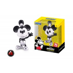 Disney Metalfigs Diecast Mini Figure Mickey Steamboat Willie 10 cm