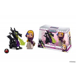 Disney Metalfigs Diecast Mini Figures 2-Pack Maleficent & Briar Rose 10 cm